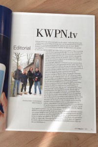 KWPN Magazine TV team januari 2017